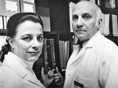 Sex researchers Masters & Johnson through the years