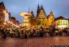 The 12 European Christmas Markets We Love To Love Every Year The Huffington Post  |  By Kate Auletta  Posted: 12/14/2014