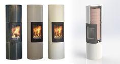 Ronda serien med varmelagrende kjerne - Nordpeis,norpeis,stålpipe,brannmur,vedovner,peiser,ovn,peisovn,åpen peis,peisovner,ved,fyring,varme,...