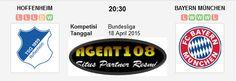 Prediksi Hoffenheim vs Bayern Munchen 18 April 2015 Liga Jerman