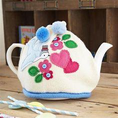 Ulster Weavers tea cosy