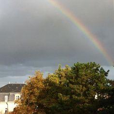 Après la pluie... Ce soir à #Limoges