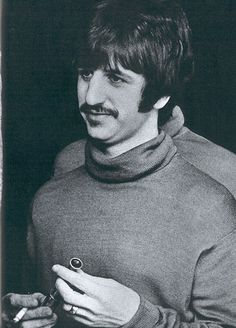 Ringo...wasn't photographed as much as the others.