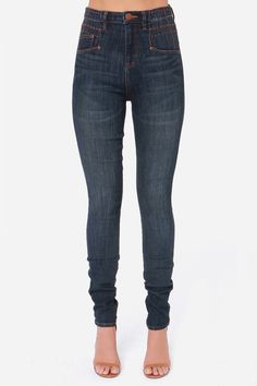 be42e16eb266 Buffalo David Bitton Jazz Low Rise Skinny in Blue Gradient   Pants ...