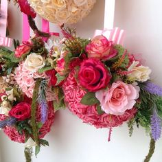 Bola de flores campestres valor unitario