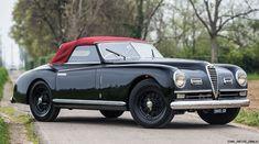 1949 Alfa Romeo 6C 2500 Super Sport