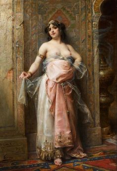 Adrien-Henri Tanoux (Marsella, Francia, 1865 -1923)