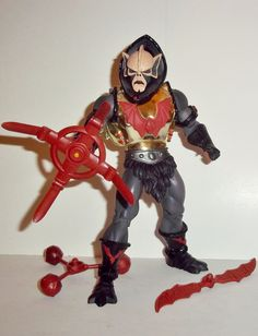 masters of the universe HURRICANE HORDAK 2011 classics complete he-man motu motuc Action figure for sale to buy matty collector exclusive mattel