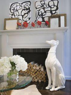 Art & dog