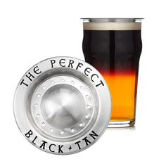 Beer Layering Tool | beer, black & tan, half and half, bartender | UncommonGoods