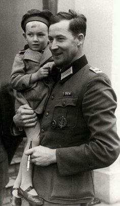 """Wilhelm Hosenfeld was a German Army officer who helped Polish Jews escape the death camps... incl the famous pianist depicted in the movie """"The Pianist"""" with Adrian Brody.  He was later captured by the Russians and died in captivity several yrs after the war."""