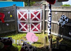 "Photo 7 of 21: Farm, Barnyard / Birthday ""Ricky's Barnyard Bash!""   Catch My Party"