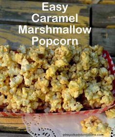 Easy caramel marshma