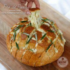 Πεντανόστιμο ψωμάκι γεμιστό με τυρί!   DIY-Φτιάξτο μόνος σου