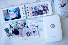 Der HP Sprocket, mobiler Fotodruck vom Smartphone, ich hab ihn getestet