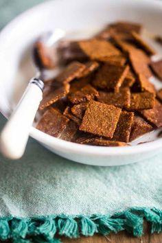 6 Ingredient Paleo Cinnamon Toast Crunch