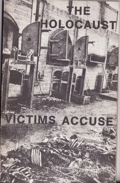 The holocaust victims accuse : documents and testimony on Jewish war criminals, Part I / by Moshe Shonfeld door Moshe Shonfeld.
