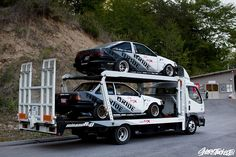 Corolla Wagon, Lego Truck, Toyota 86, Cab Over, Import Cars, Transporter, Japanese Cars, Modified Cars, Car Wrap