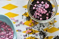 Santun Maja: Äidille sydämellistä teetä - DIY