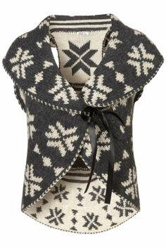 Cozy Nordic Sweater by miranda