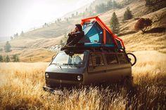 Adventure VW T3 Syncro Van | HiConsumption