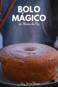 Pie Recipes, Sweet Recipes, Dessert Recipes, Cooking Recipes, Portuguese Desserts, Portuguese Recipes, Sweet Cakes, Yummy Cakes, Cupcake Cakes