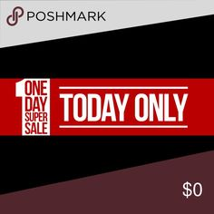 One Day Sale Only!  Do It Now!  Bundle 2 for 30%! One Day Sale Only!  Do It Now!  Bundle 2 for 30%! Other