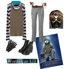 Ticci Toby outfit #6