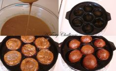 A Tasty Challenge.....:Unniyappam