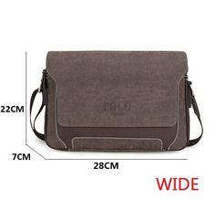 Promotion Designers Brand Men's Messenger Bags PU Leather Oxford Vintage Mens Handbag Man Crossbody bag VP-7-NEW