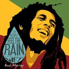 Bob Marley quote #rainquotes