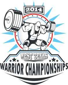 West Coast Powerlifting Meet Logo Client: Lisa Elliot - West Coast Powerlifting Meet