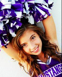 Kylie school cheer picture