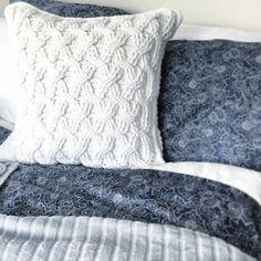 Patrón patrón de funda de almohada Hudson y Harrison por rubywebbs