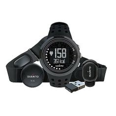 Suunto M5 Running Pack - Men's All Black, One Size by Suunto. $249.00. Whether you're looking to train for an upcoming race, improve your overall fitness, or jettison a few pounds for beach season, the Suunto M5 Running Pack is your ticket to cardio success. This finely-tuned training kit comes with a Suunto M5 Wrist Top Computer, the Suunto Dual Comfort Monitor Belt to track your heart rate, and a Foot POD Mini that tracks your speed and distance. Also included is the...