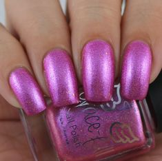 Grace-full Nail Polish Miss Speedster (Polish Pick Up June 2018) - Swatches & Review by Olivia Jade Nails