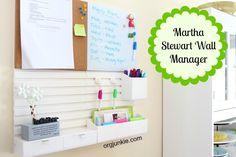 Martha Stewart Wall Manager