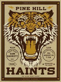 Pine Hill Haints - Serious Sam Barrett