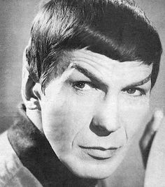 I'm sexy and I know it, know it.  Spock