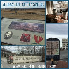 A Day in Gettysburg #PAadventures