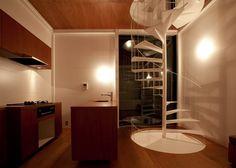 kleines Wohnzimmer Inteireur