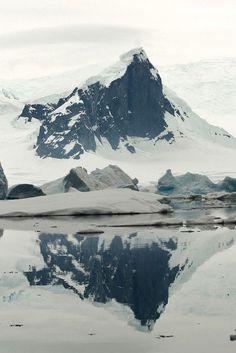 #Reflections (Antarctica) by Ilana Smith, via Flickr #photography
