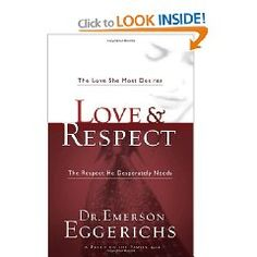 Great book that every person needs to read 1/2 of. Read ONLY the 1/2 of what you need to learn, and let your spouse read the other half! Works much better that way!