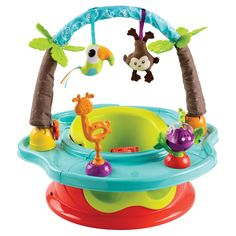 Buy a used Summer Infant 3 Stage Super Seat Island Giggles Wild Safari. ✅Compare prices by UK Leading retailers that sells ⭐Used Summer Infant 3 Stage Super Seat Island Giggles Wild Safari for cheap prices. Torta Paw Patrol, Baby Booster Seat, Booster Seats, Baby Chair, Baby Seats, Activity Centers, Infant Activities, Summer Baby, Fisher Price