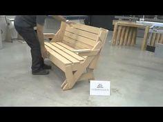 Multifunctionele tuintafel - Verbruggen Timmerfabriek Schijndel