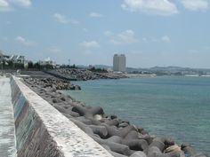 Chatan, Okinawa, Japan.. Obviously I love this place, I got married here!