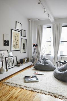35 Inspiring Scandinavian Living Room Design | Scandinavian living ...