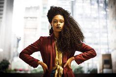 Xênia França - Vocalista da Aláfia