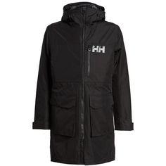 Men's Helly Hansen Rigging 3-In-1 Parka (€265) ❤ liked on Polyvore featuring men's fashion, men's clothing, men's outerwear, men's coats, black, mens coats, mens parka coats, mens parka and mens insulated coats