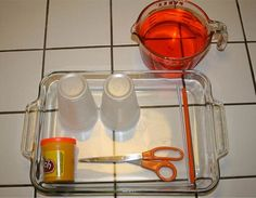 Classroom activity Modeling blood flow A few simple household materials are all that are needed to do this fun science activity.